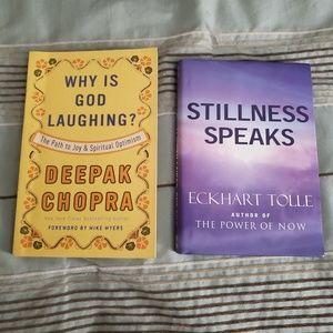 Lot of 2 books